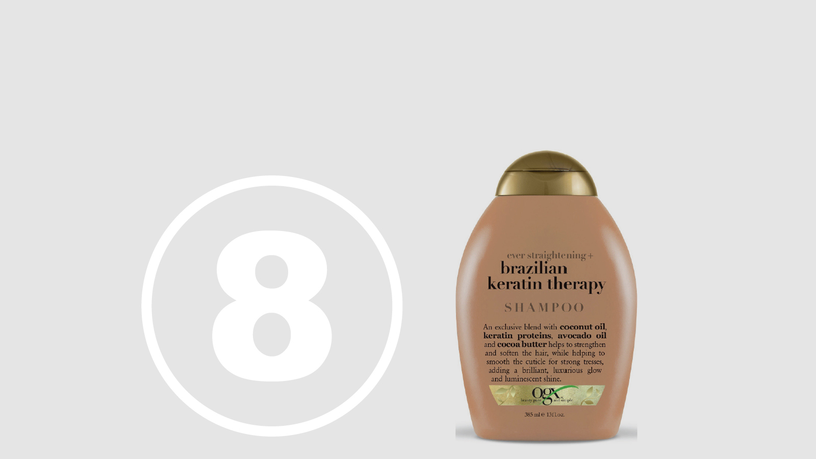 """<h5>Top Ten Most Hazardous Products</h5><h4>Organix (OGX) Shampoo</h4><p>A Johnson & Johnson product marketed as part of a """"green/sustainable"""" line of products to young women.<br />We found <span class=""""highlight"""">13 chemicals</span> chemicals linked to chronic health effects with <span class=""""highlight"""">84.6% hidden in """"fragrance.""""</span></p>"""